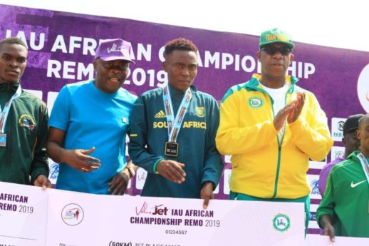 Nigeria qualifies for 2020 World Ultra Runners Championship