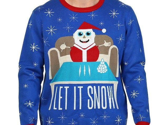 Walmart christmas sweater