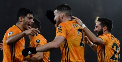 Breaking: Man City defeated by Wolves 3-2