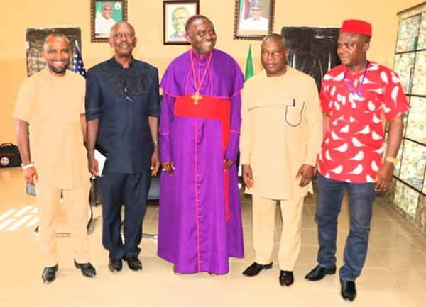 Abia State Government inaugurates Committee to verify NDDC projects in the State