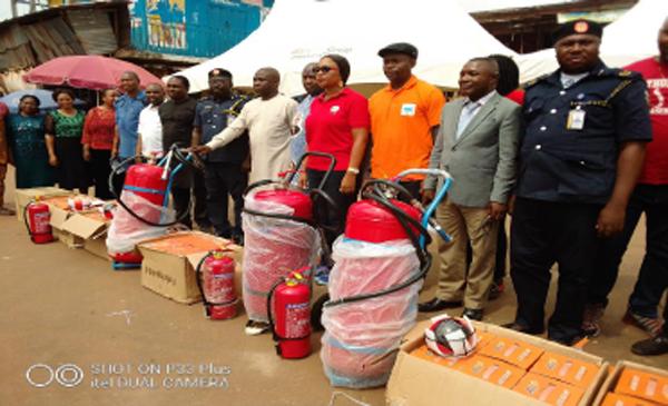 Dry Season: Enugu govt energizes fire service to protect Enugu markets