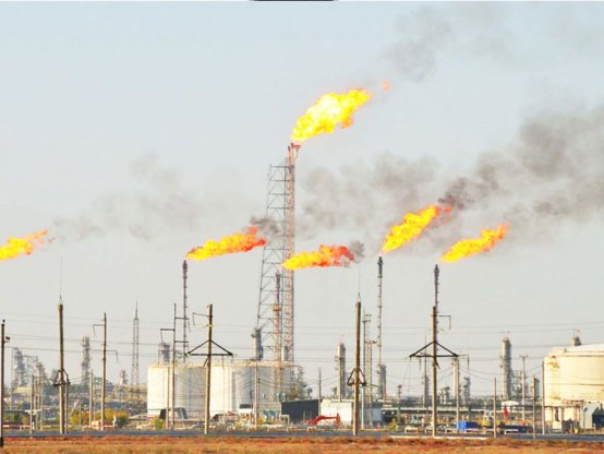 Nigeria burns N281bn in 6 months, as oil firms flare 228.8bscf of gas