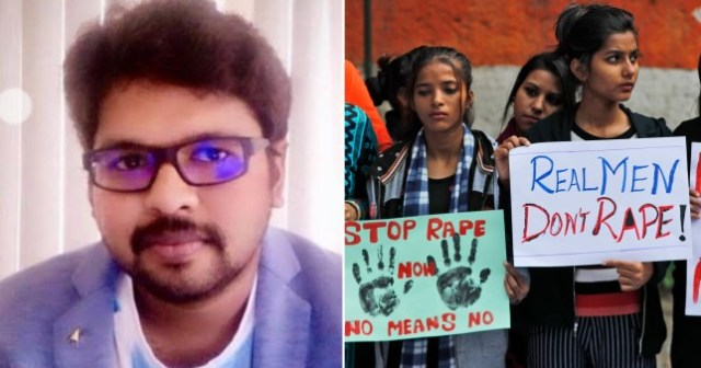 Rape without violence 'should be legalised', victims should 'co-operate', says filmmaker