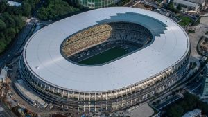 Tokyo 2020, Stadium, Olympics