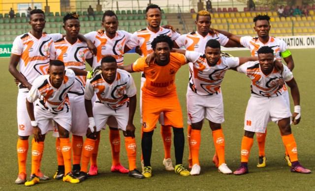Rivers United, Dakkada FC, NPFL