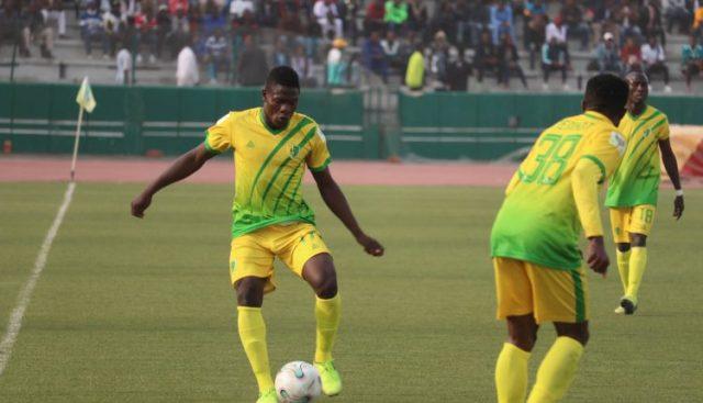 Plateau United, Adamawa United, NPFL