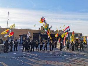 Iraqi, Militias, U.S. Embassy