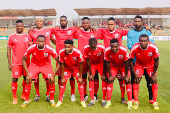 Abia Warriors, Heartland FC, NPFL