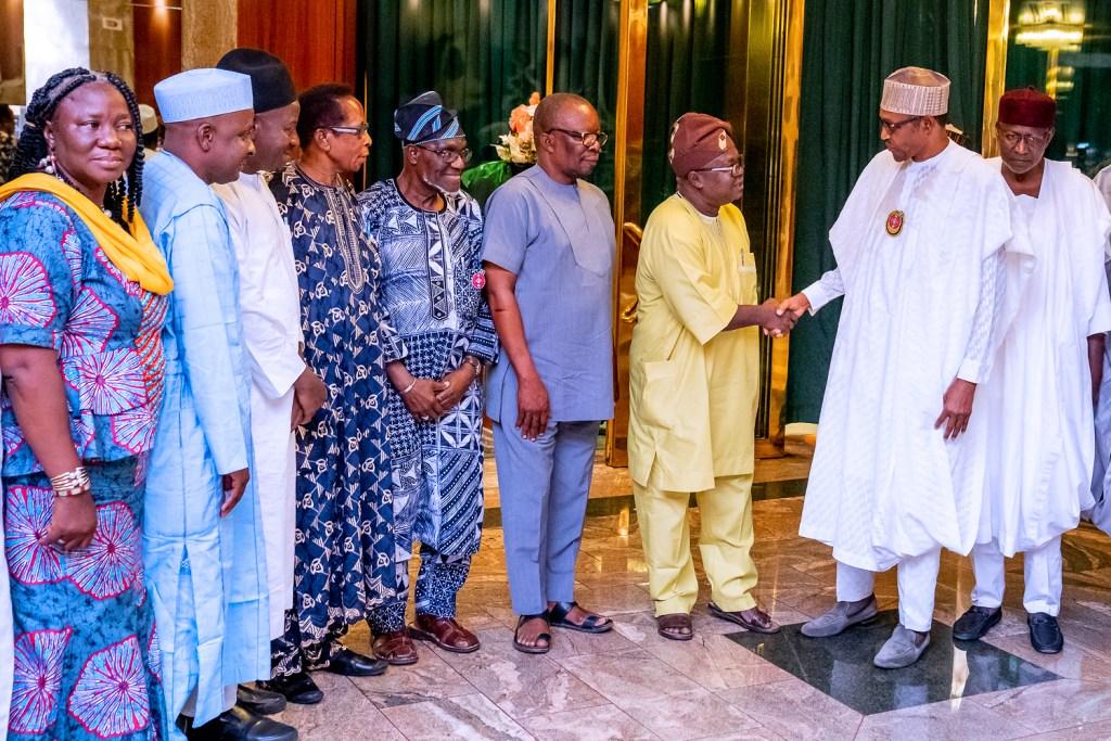 ASUU leadership keeps mum after meeting with Buhari - Vanguard News