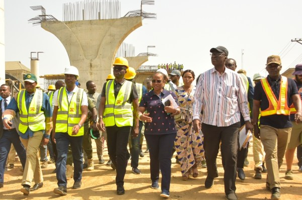 Sanwo-Olu, Agege-Pen Cinema bridge