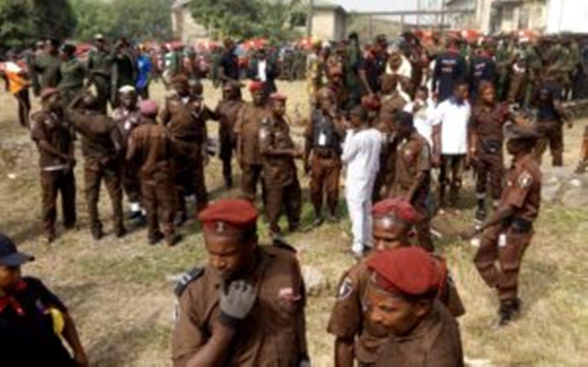 Ondo Amotekun caught 9 cattle breeders and 100 cattle