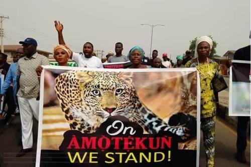 BREAKING: Ekiti Assembly Passes Amotekun Bill