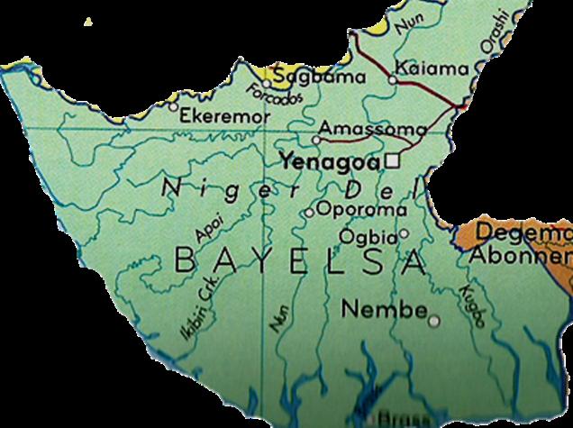 Bayelsa , Coastline