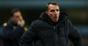 Rodgers, Leicester