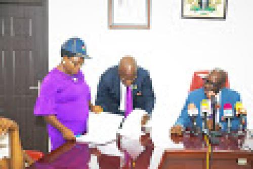 Obaseki, labour, trade unions harmonise N30,000 minimum wage agreement