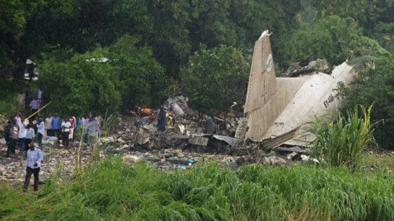 Sudan, plane crash
