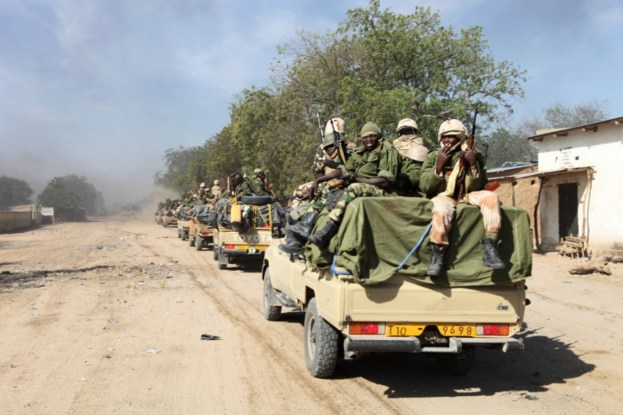 Chad says troops killed 20 Boko Haram fighters, freed hostages