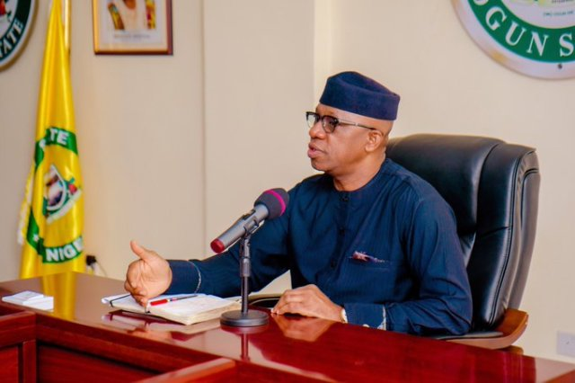 20KM to border restriction order on petrol: Abiodun warns security agency against corruption