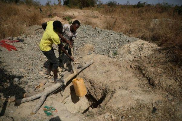 Zamfara Gold miners
