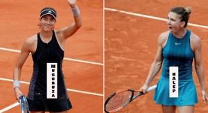 Australian Open, Halep, Muguruza