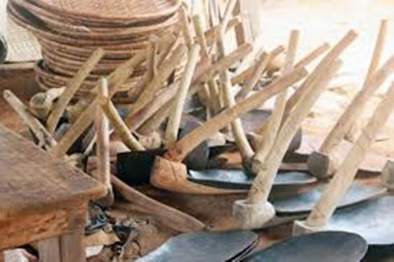 Ugandan MPs divided over distribution of hoes