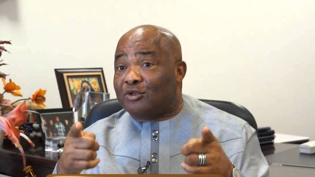 Uzodinma forfeits security vote for workers salaries, pension in Imo
