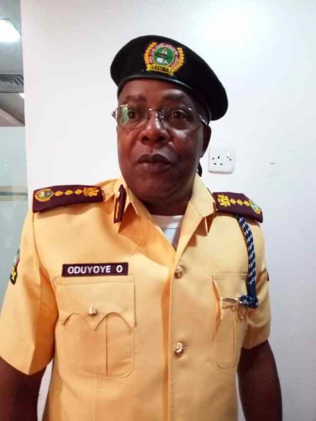 No mercy for traffic law offenders any longer  ― LASTMA