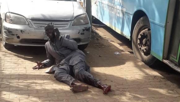 Graphic: One shot dead, another injured as police disperse Shi'ites protest in Abuja