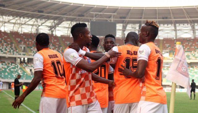 NPFL, Alao Dambani, Akwa United, Kwara United