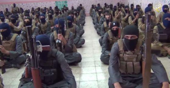 Islamic States, Jihadist members in Syria
