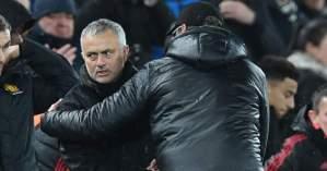 Jose Mourinho, Liverpool, Man City