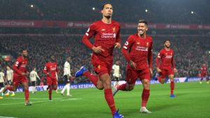Liverpool, Virgil Van Dijk, Juventus