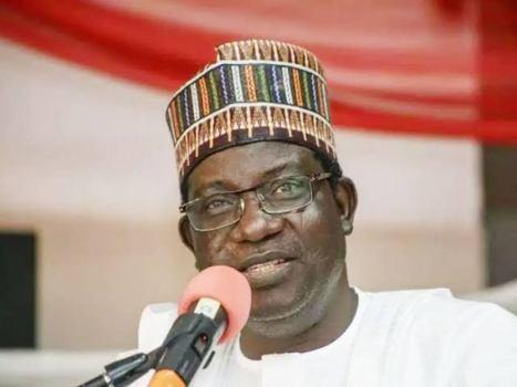 Plateau Governor, Simon Lalong