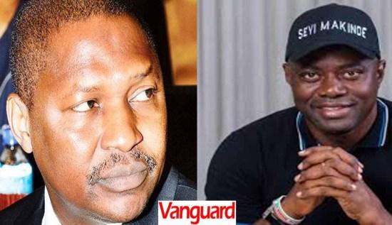Malami asks Makinde to dissolve councils' caretaker committee