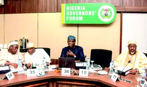 BREAKING: No state hoarded palliatives ― Governors