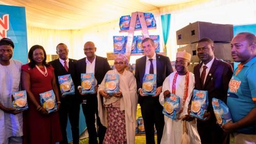Malnutrition: 68% of Nigerian children under age 5 are anaemic