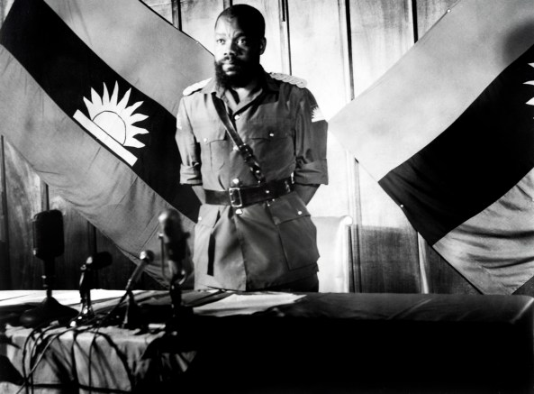 Ojukwu Interview: The first coup and his battle for one Nigeria