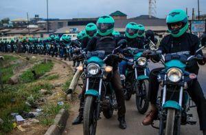 Enforcement on Okada ban: Operators storm Sanwo-Olu's office in protest