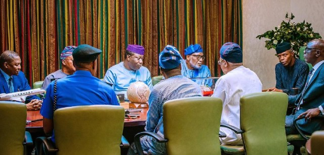 BREAKING: Amotekun: FG, South West Govs agree