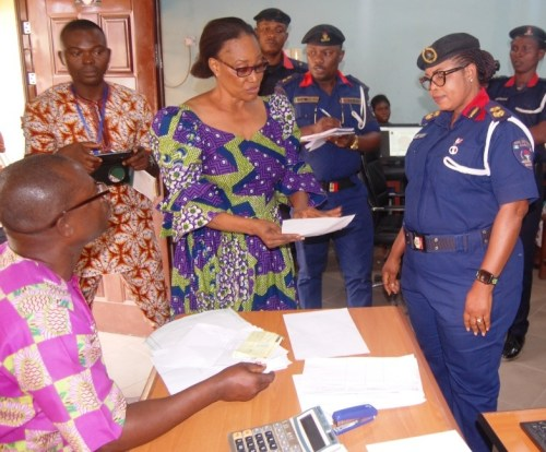 NSCDC arrests 3 cybercafé operators for exploiting JAMB UTME candidates in Bayelsa