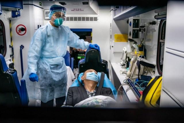US confirms second case of coronavirus in Chicago