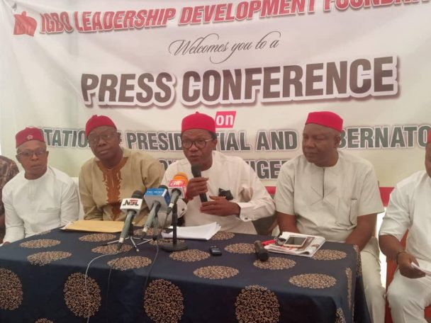 Why we want President to emerge from South-East in 2023 — ILDF