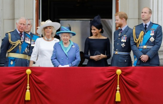 Prince Harry and others