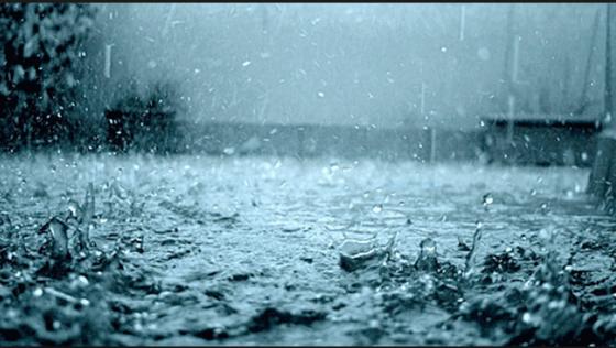 Rainfall in Australia
