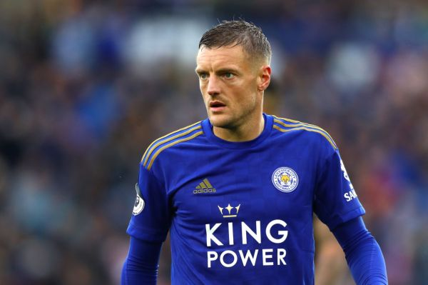 Leicester boss Rodgers backs Vardy to end goalless run