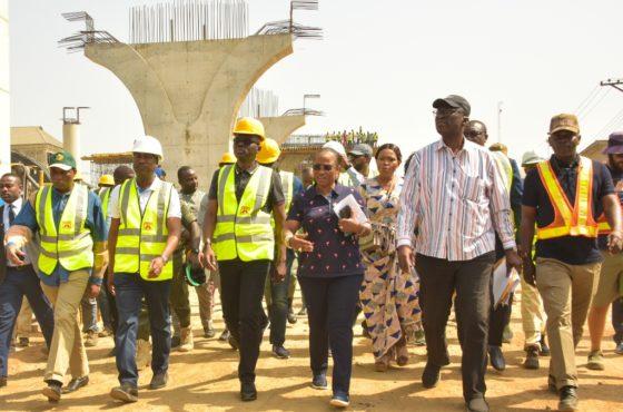 Agege-Pen Cinema Bridge, ready In July-Sanwo-Olu assures
