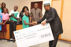 National Awards: Governor Wike establishes endowment fund for victorious pupils