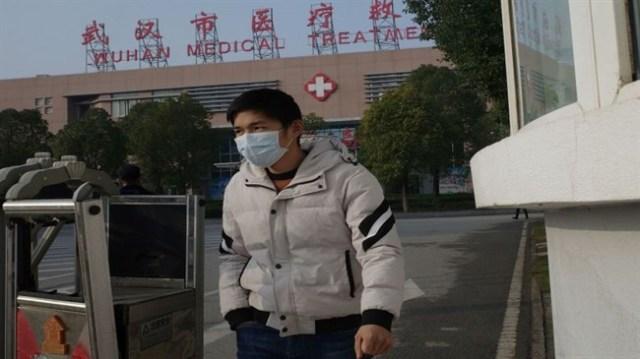 China, Virus