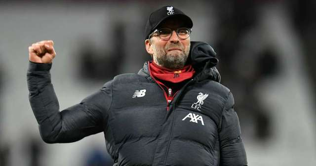 Klopp claims he's still the 'normal one' despite title winning season