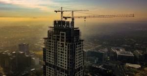 Africa, Building